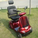 Four Wheel Electric Medical Scooter for Disabled and Handicapped (DL24500-2)