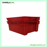 165mm Height Food Grade Plastic Vegetable Fruit Boxes