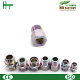 High Pressure Straight/ Elbow Hydraulic Adapter with Different Size