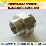 3000lb A105 Carbon Steel Forged Union Socket Welding Fitting