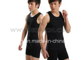 Compression Stomach Girdle Tank Top Body Sculpting Underwear