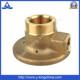 Sand Blasted Brass Fitting with Bsp Thread (YD-6024)