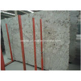 Building Material Brazil Rose Granite Slab for Flooring and Walling