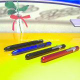Custom Aluminum 1 LED Pen Flashlight for Promotion Gift