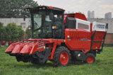 2018 Latest Three Rows Corn Combine Harvester Machine