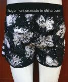 Floral Print Sport Surf Short Swimwear Beachwear for Women/Lady