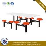 Cheap School Furniture Fiber Glass Canteen Restaurant Tables (NS-CZ005)