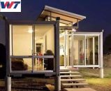 Wholesale Modern Design Office Modular Building Prefab House Container House
