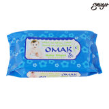 China Factory Wholesale Private Label Baby Wipes Paper