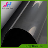 Digital Media Grey Back Pet Film for Advertising