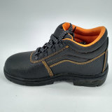Utex Nitrile Rubber PU Leather Cheap Safety Shoes Ufe031