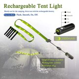 LED Lantern Camping Lights Portable Waterproof USB Rechargeable Battery Light String for Campers Tent-Tl1