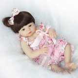 Wholesale Silicone Reborn Baby Doll Vinyl Doll Real Baby Toy