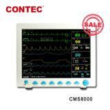 Contec Medcial Emergency Cms8000 Cheap Multi-Parameter Beside Portable Patient Monitor