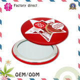 Promotional Gifts Round Metal Pocket Mirror