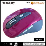 Custom 2.4GHz Wireless Mouse Laser
