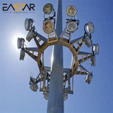 China Factory Direct Supply 20 Meters Aluminium High Mast Street Light Pole