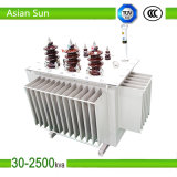 400kVA Outdoor Oil Immersed Power Transformer