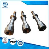 CNC Machining Precision Forged A182 F22 Solid Axis for Machine Parts