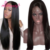 Brazilian Virgin Unprocessed Human Hair Brown Lace Front Wig
