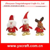 Christmas Decoration (ZY14Y128-1-2-3 30CM) Christmas Shopping Mall Decoration Love Pendant
