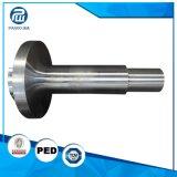 Mechanical Long Forging Spline Shaft for Motor Axle Parts
