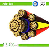 5 Cores 0.6/1kv XLPE Insulated 4mm2 Power Cables