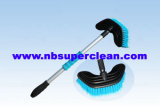Hot Selling Aluminium Water Flow Car Wash Brush (CN1974)