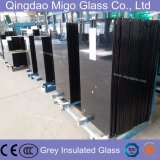 5mm+12A+5mm Clear Tinted Tempered Low-E Insulated Glass