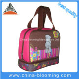 Picnic Insulation Thermal Handle Carry Cooler Lunch Bag