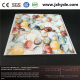 6/7*250mm Interior Material Hot Stamping PVC Panel for Ceiling