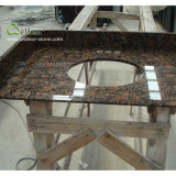 Brown Delicate Vanity Tops Countertops Table Tops Granite G982 Residential