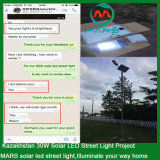 30W 12hrs Working Time Cheap Photovoltaic Street Light