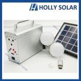 Solar Power Wireless Portable Bluetooth Speaker with LED Light