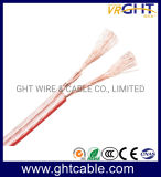 Transparent Flexible Speaker Cable (2X30 CCA Conductor) High Quality
