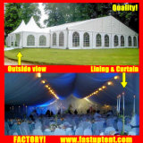 2018 Wedding Party Waterproof Tent Canopy with Aluminum Frame