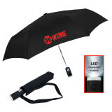 New Design Strong Folding No Metal Rain Umbrella