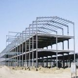 Peb Steel Building Steel Structure New Model Villas with Metal Material for Workshop/Warehouse/Hangar/Gas Station