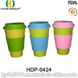 Best Sale BPA Free Bamboo Fiber Coffee Cup (HDP-0424)