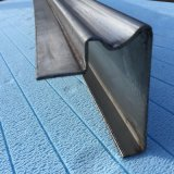 Steel Profile Edging L = 6500mm