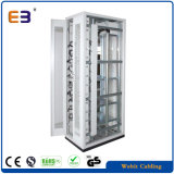 """IP20 19"""" Electrical Cabinet with Wiring Cable Tray"""