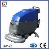 Easy Operated Hand Push Type Floor Scrubber Cleaning Machine