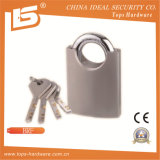 Arc Type Wramped Beam Stainless Steel Padlock PS02