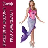 Fantasy Halloween Sexy Mermaid Costume (L15230)