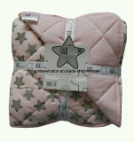 100% Cotton Jersey Baby Quilted Blanket, Baby Quilt