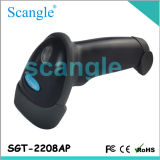 Black Portable POS Barcode Scanner