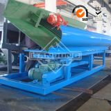 Vibrating Sluice Box for Alluvial Gold Ore Benefication System