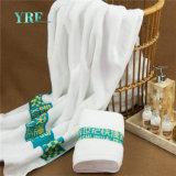 Guangzhou Foshan Super Cheap 100 Cotton Customized Embroidery Face Towels