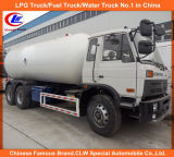 20, 000 Liters Dongfeng LPG Gas Tanker Trucks 10mt for Nigeria Market