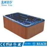 Wholesale USA Acrylic Balboa Freestanding Outdoor SPA Pool (M-3337)
